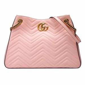 🔥GUCCI MARMONT SHOULDER/TOTE